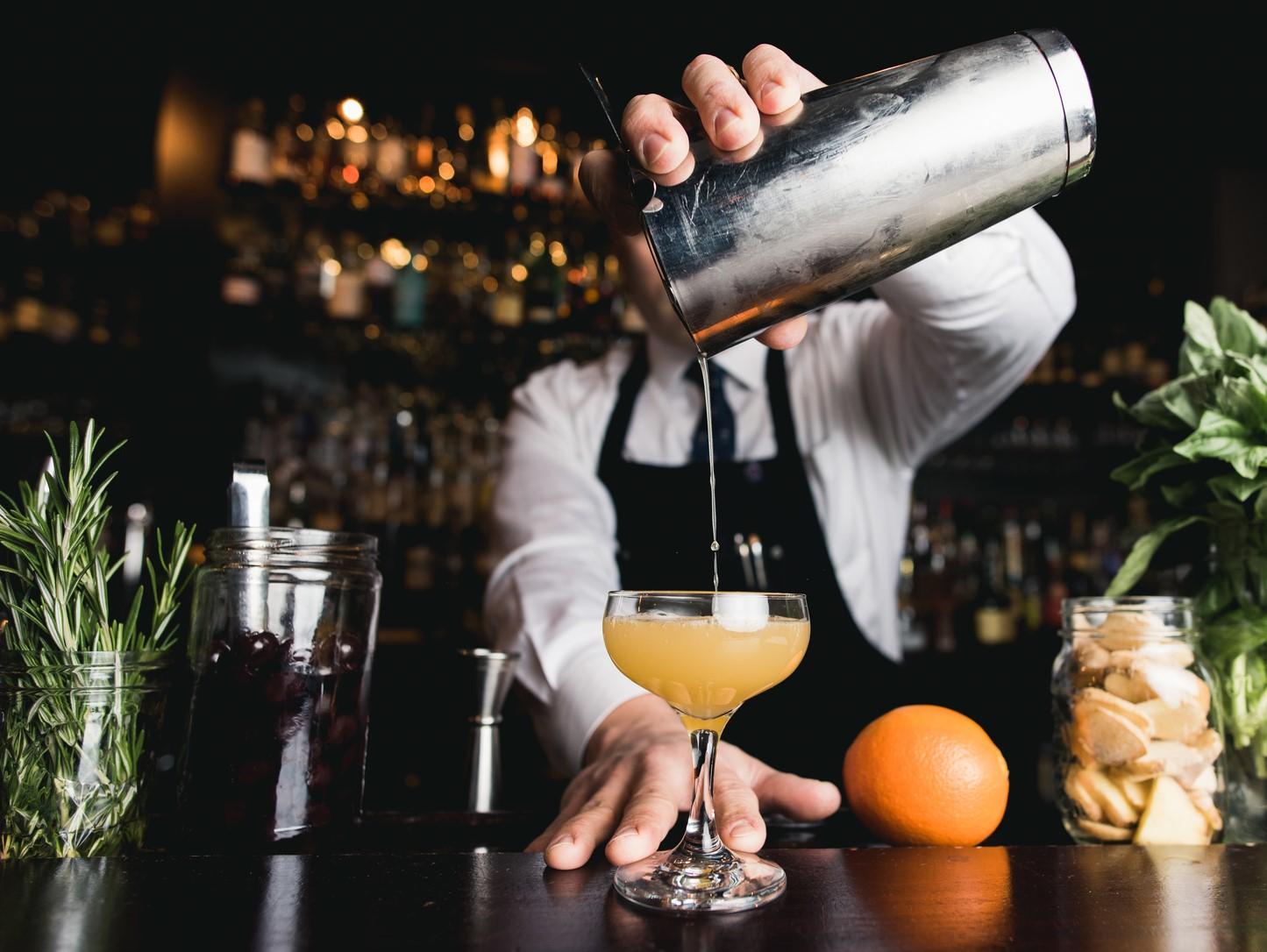 Jozibars mobile bar services – Three Summer Season Gin Cocktails